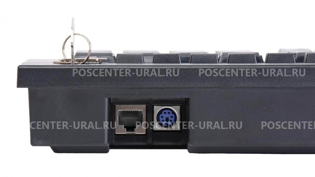 Клавиатура программируемая Poscenter S67 Lite черная