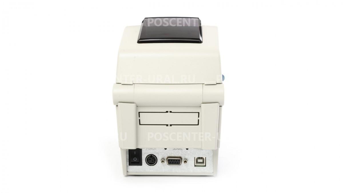 Принтер этикеток Poscenter DX-2824, белый