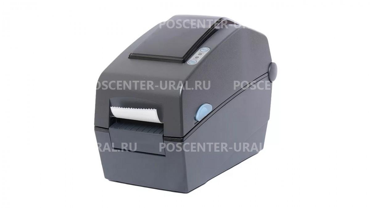 Принтер этикеток Poscenter DX-2824, черный
