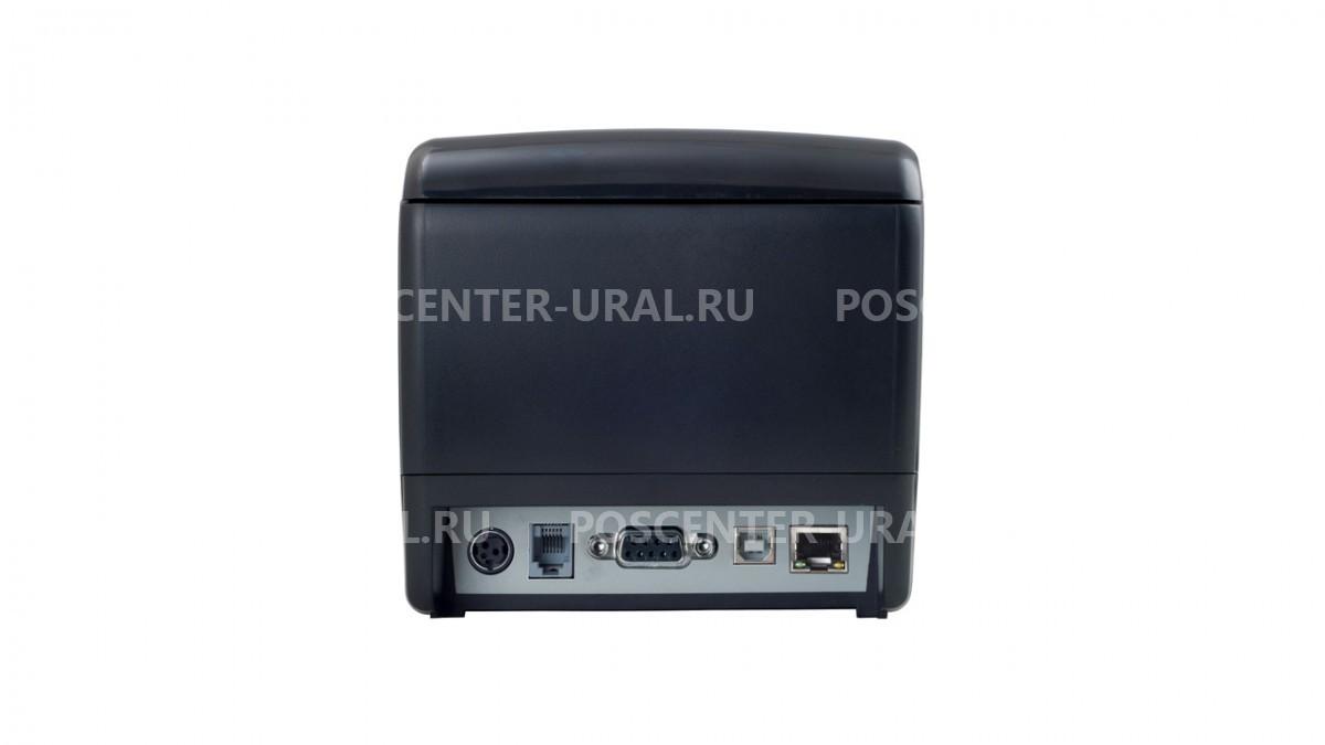 """Принтер чеков """"Poscenter RP-100 USE"""", черный"""