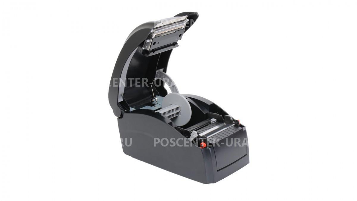 Принтер этикеток POScenter PC-80USE, черный