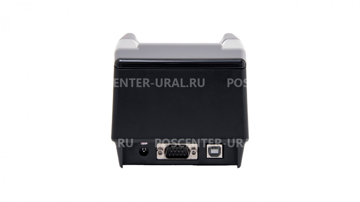 """Фискальный регистратор """"Ритейл-02Ф RS/USB"""" Чёрный/Белый"""